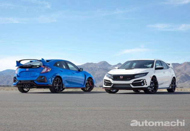 Honda Civic Type R 大改款或支援AWD系统!