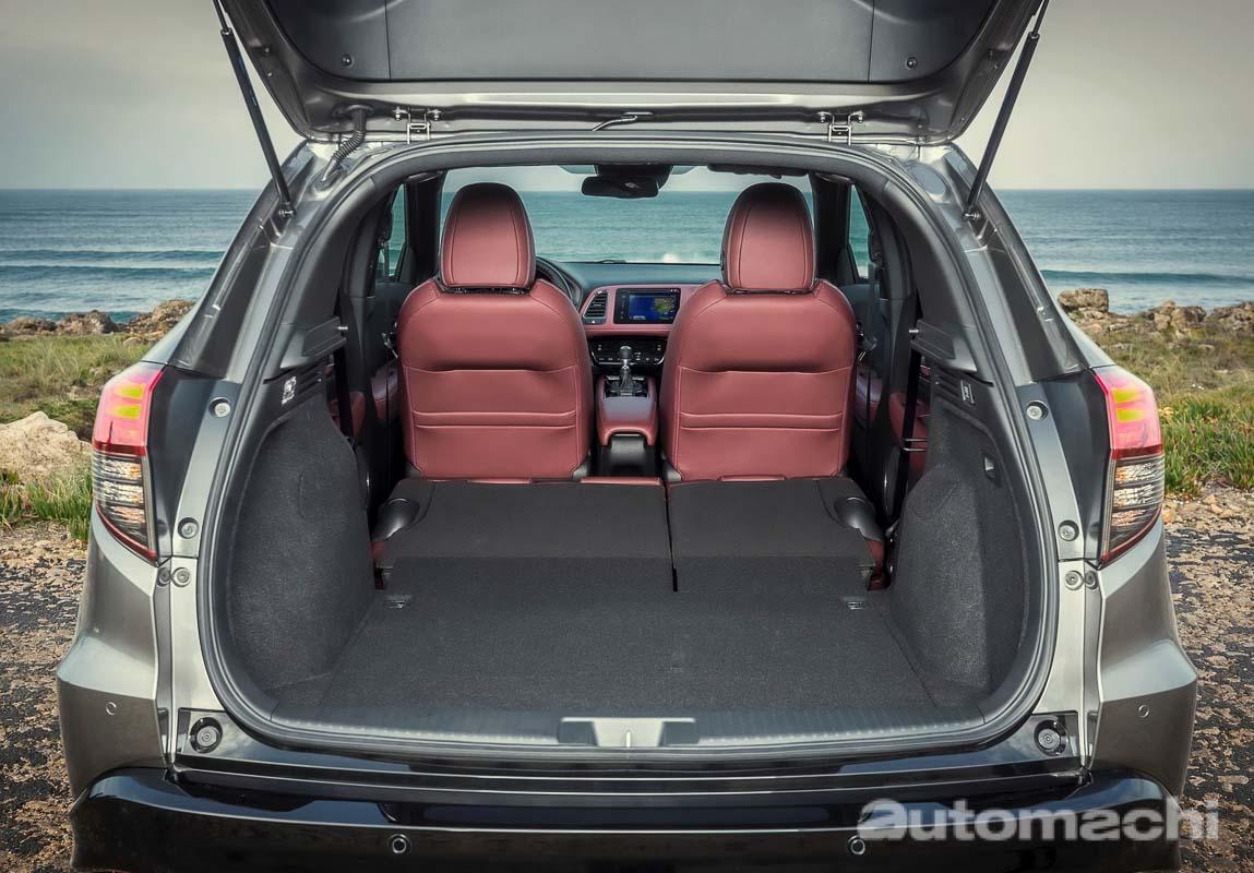 Honda HR-V 为什么还是市场最值得考虑的选择?