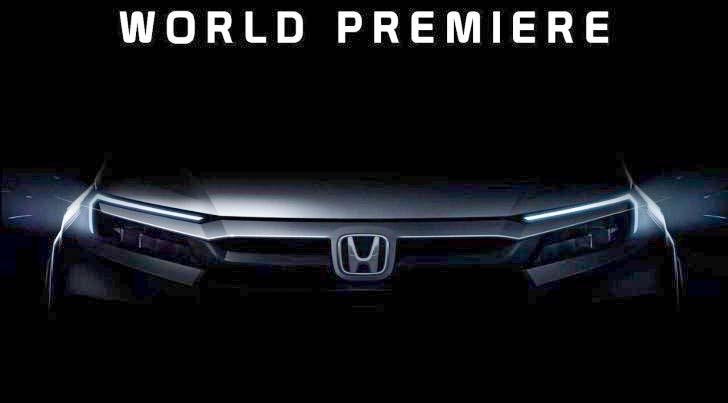 Honda 全新SUV或在5月3日于印尼首发