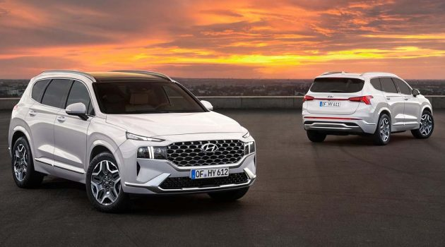 Hyundai Santa Fe 将以 CKD 方式在我国贩售!