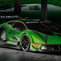 Lamborghini Essenza SCV12 首次现身,全球限量40辆的赛道大牛!