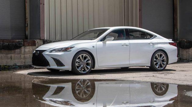 2021 Lexus ES 小改款确定即将登场,配备与安全驾驶辅助系统再升级!