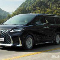 2021 Lexus LM350 正式发布,售价 RM1,148,000!(附新车介绍影片)