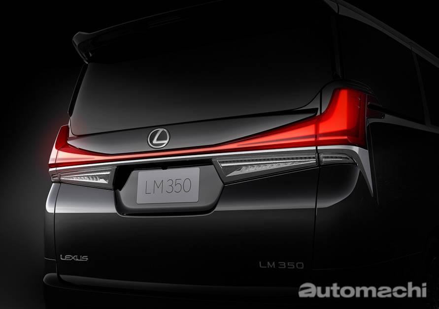 Lexus LM350