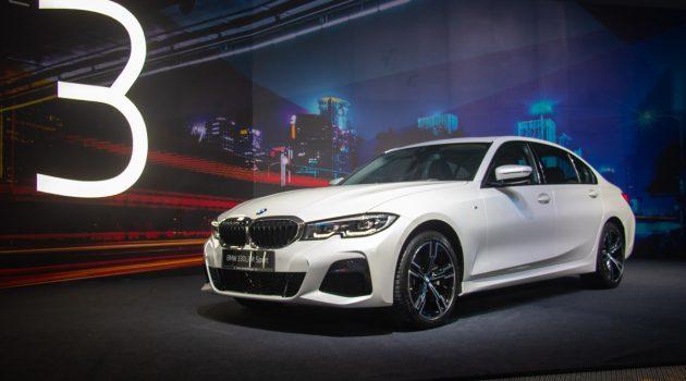 BMW 330Li M Sport 正式发表,售价 RM 300,800 !