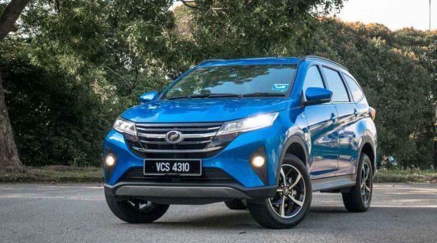 Perodua Aruz 新加坡登场,售价RM 286,409