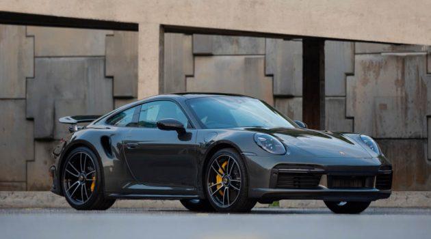 2021 Porsche 911 Turbo S 大马发布!售价223万令吉!