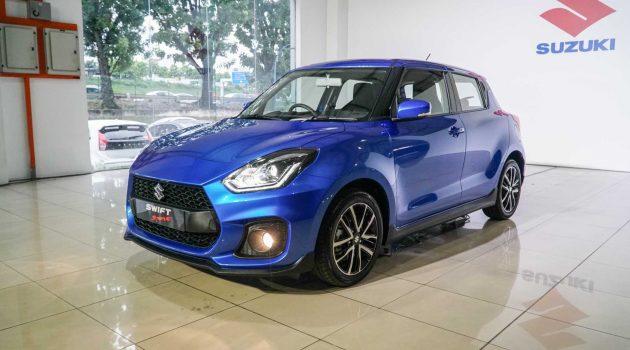 Suzuki Swift Sport 正式发表,售价RM 139,900