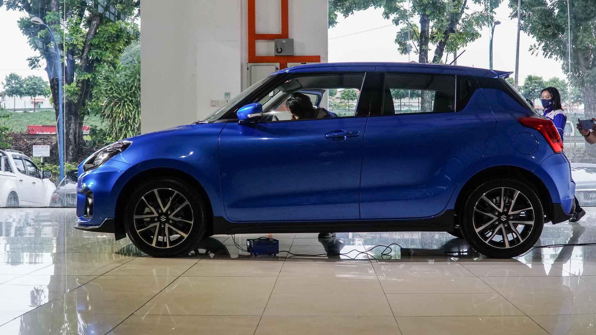 Suzuki Swift Sport 正式发表,售价RM 139,999