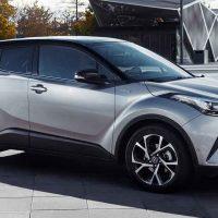 Toyota C-HR 小改款计划取消,原因是因为 Corolla Cross ?