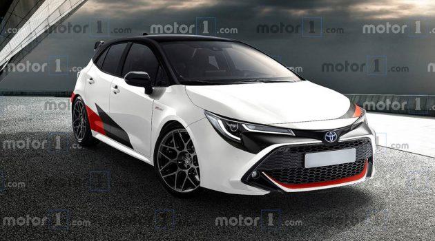 Toyota GR Corolla 确定明年登场,三缸 Turbo 引擎爆出296Hp!