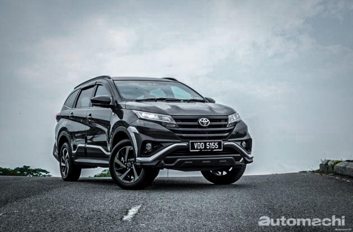 你不知道的事: Toyota Rush 是在 Perodua 工厂生产?