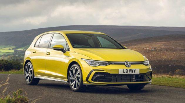 我国值得期待的小钢炮:2021 Volkswagen Golf GTi MK8!