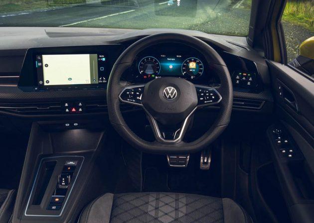 Volkswagen Golf GTi MK8