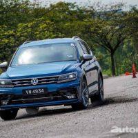 2021 Volkswagen Tiguan Allspace R-Line 升级版登场,追加无线 Apple CarPlay & Android Auto!