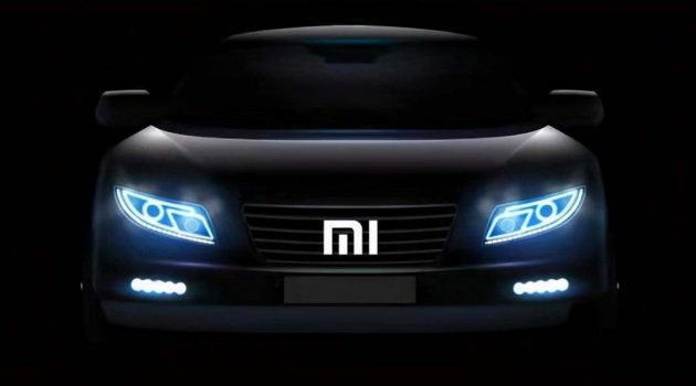 Xiaomi Car 为SUV或Sedan,售价低于10万人民币!