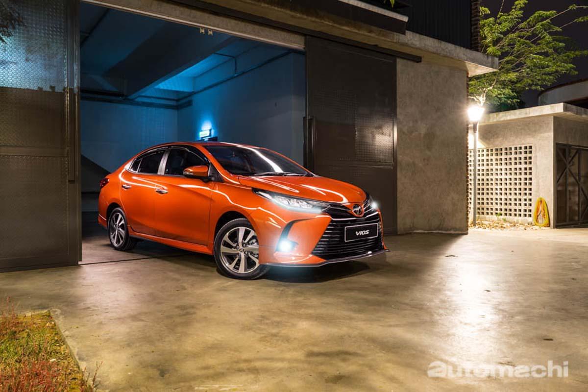 大马汽车工厂系列: Toyota Bukit Raja 生产线