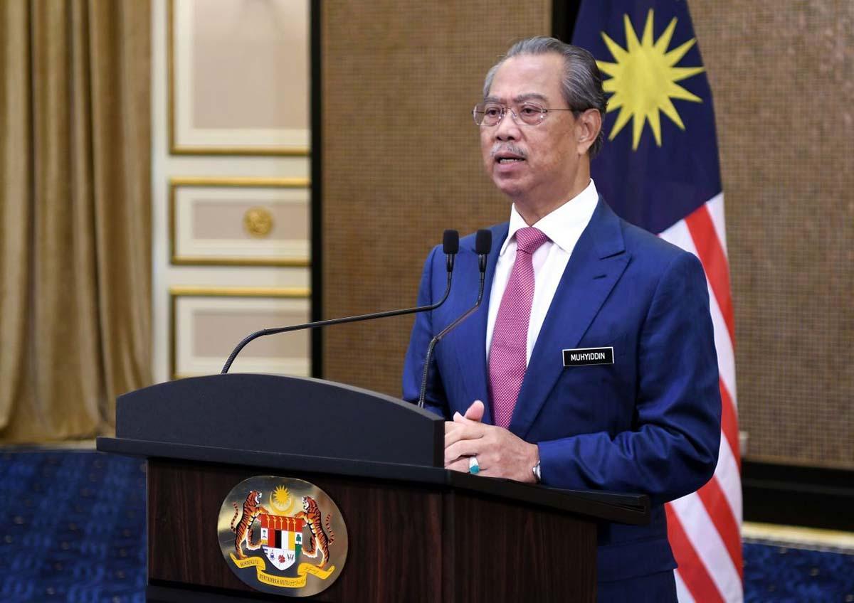 首相宣布5月12日起至6月7日全国实行 MCO