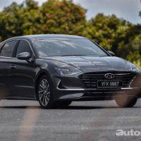2020 Hyundai Sonata 准新车只需 RM169,800 就可带回家!