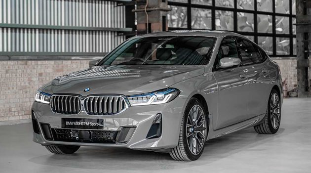 2021 BMW 630i GT 登陆我国,售价RM 417,659.05
