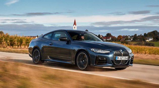 BMW 430i Coupe ,大马最有特色的轿跑