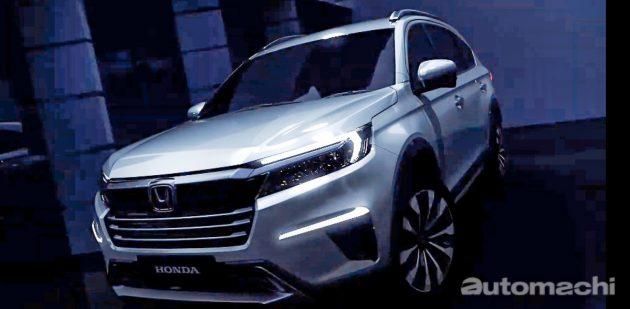 Honda N7X Concept 登场, Xpander 杀手来了!