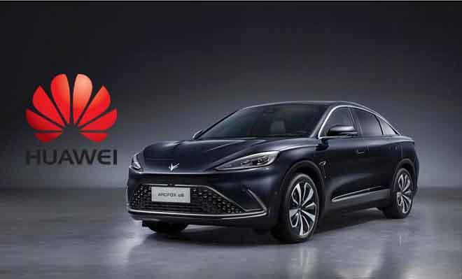 Huawei 或收购小型电动车上进军汽车界!