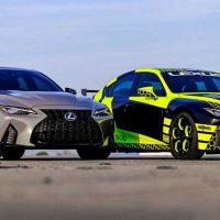Lexus IS-F 或将采用双涡轮V8引擎!