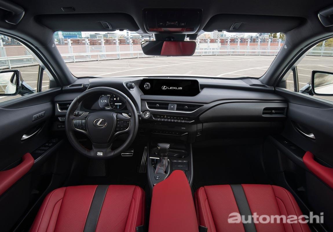 Lexus UX200 ,来自日本的精品SUV