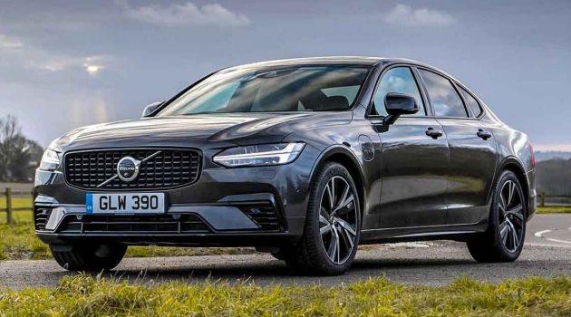 大马制造的 Volvo S90 将出口台湾市场!