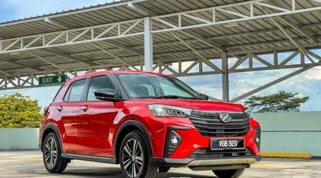 Perodua Ativa 接获近20,000张订单,已交付近9,000辆新车!