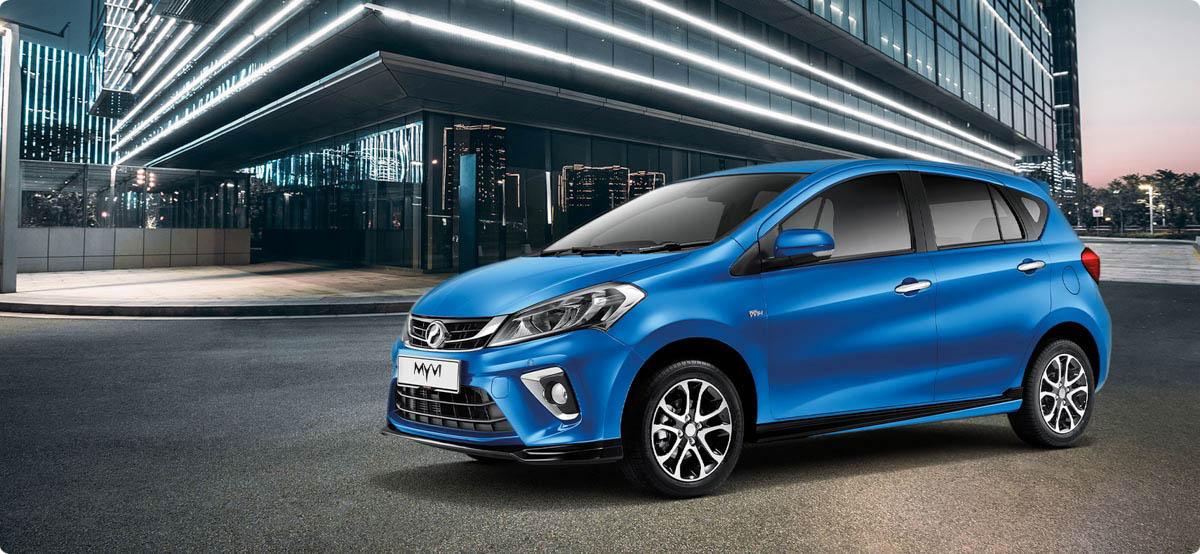 Perodua Sales Report April 2021