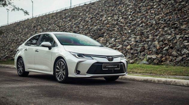 Toyota Corolla 为什么值得入手?