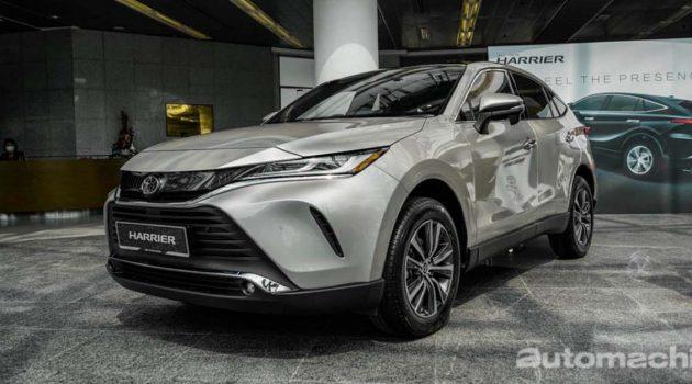 Toyota Corolla Cross 带动品牌4月销量达到9,280辆!