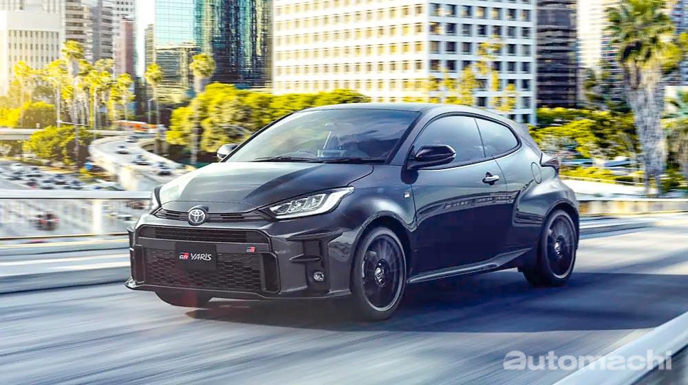 "Toyota GR Yaris ""入门版""现身我国,开价近RM 300,000"