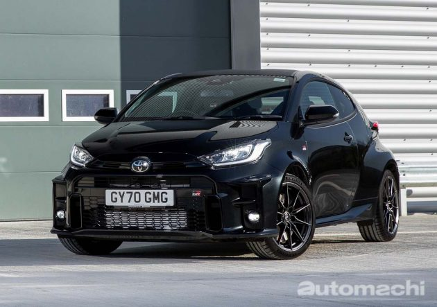 Toyota GR Yaris 已经开始移交本地车主!