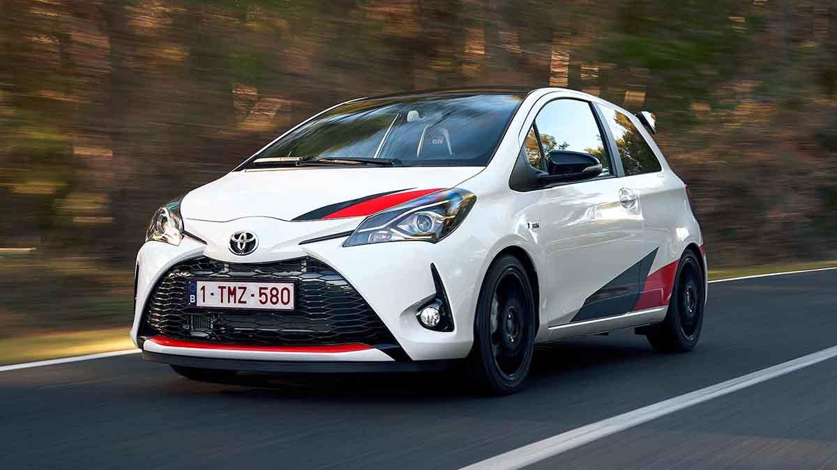 Toyota GR Yaris 告诉你三缸涡轮也很强!
