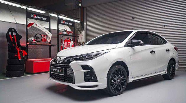 你不知道的事: Toyota Vios GR-S 在东马买不到?