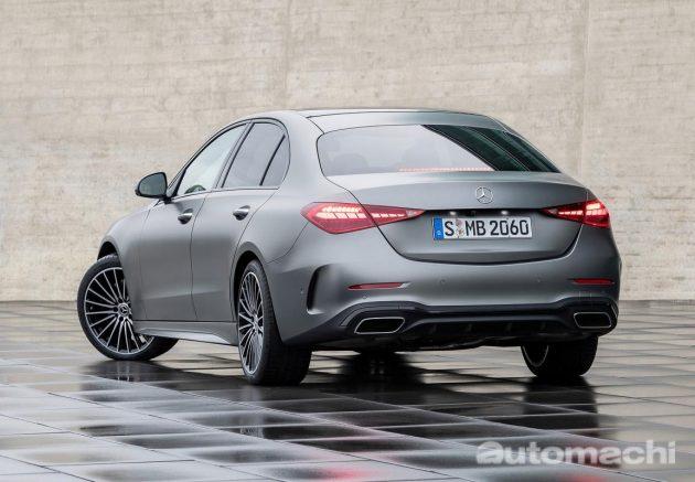 Mercedes-Benz 与 BMW 因芯片问题取消车子的先进安全配备