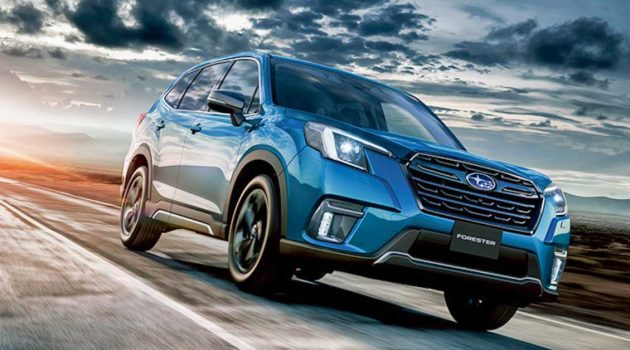 2021 Subaru Forester 正式发表,全新1.8涡轮引擎上身