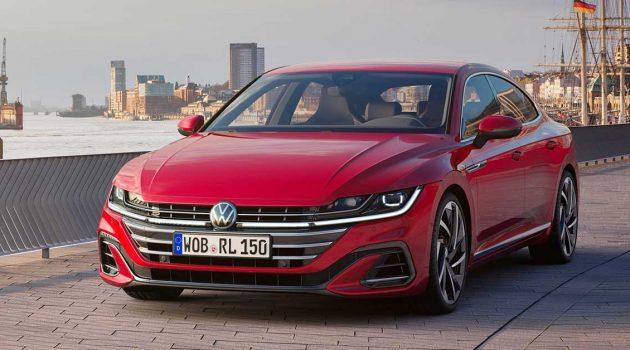 2021 Volkswagen Arteon 售价将从RM 245,000起跳
