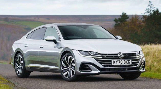 2021 Volkswagen Arteon 高功率版本将引进我国市场!