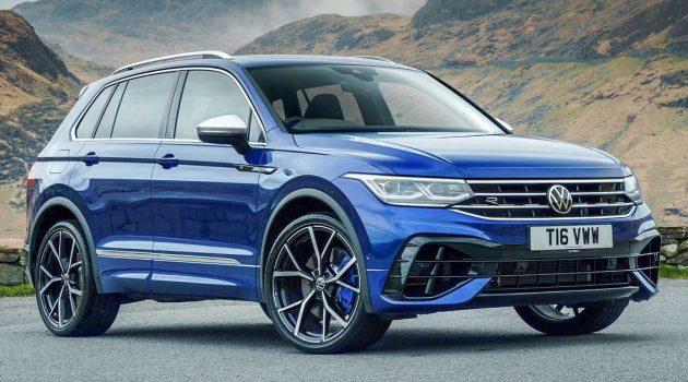 Volkswagen Tiguan 小改款车型将登陆我国?