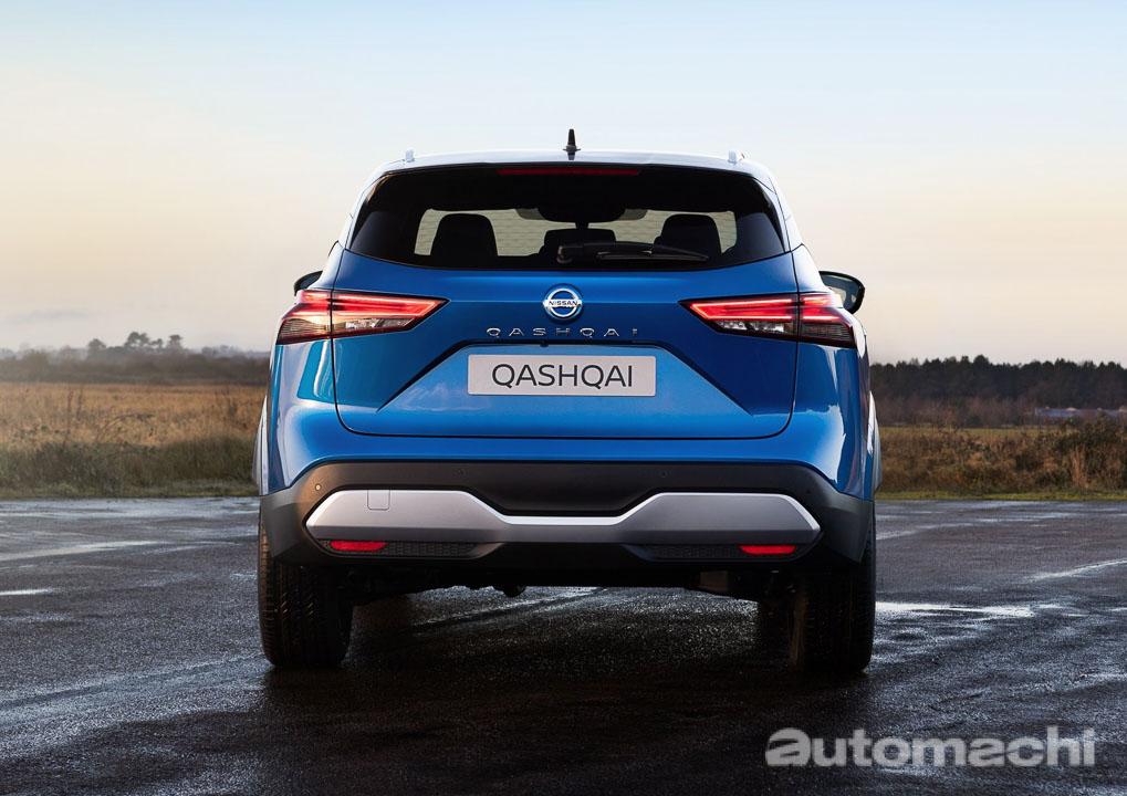 2022 Nissan Qashqai ,拥有奔驰引擎的SUV