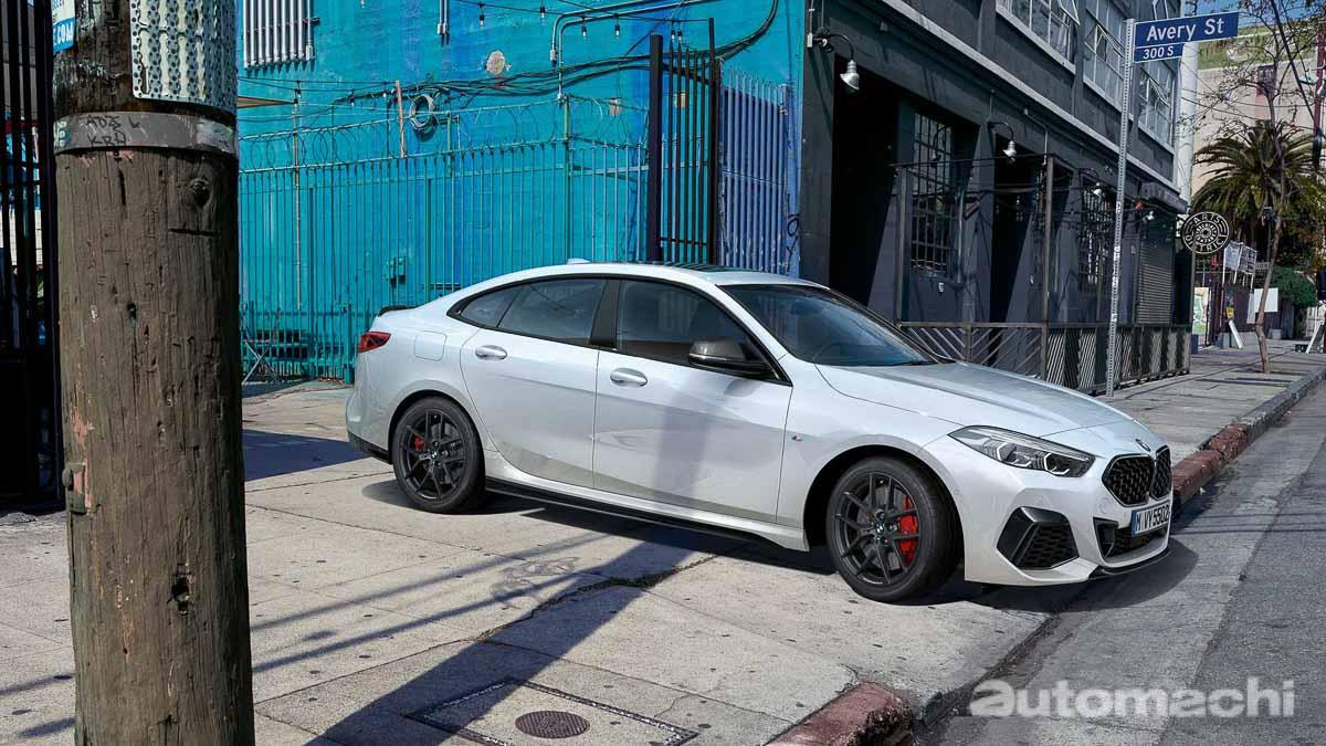BMW 218i GC M-Performance 套件开放让消费者选购!