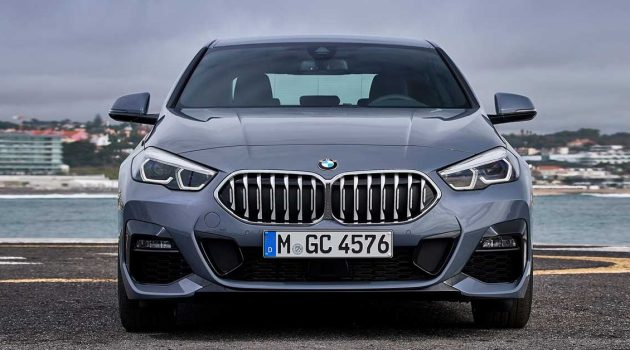 BMW 220i Gran Coupe 有机会引进我国?