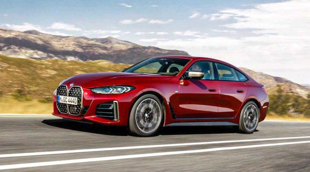 BMW 4 Series Gran Coupe ,更实用的四门轿跑车型