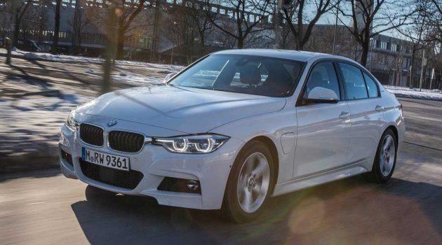 BMW F30 330e 二手售价不到RM 120,000?