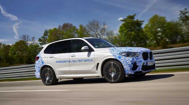 BMW 和 Toyota 合作开发氢动力车款