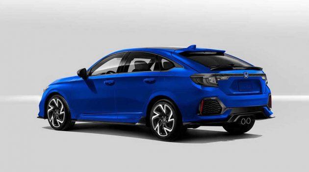 Honda Civic Hatchback 确定搭载6速手排变速箱